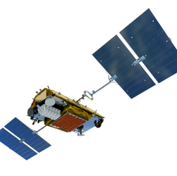 Iridium NEXT satellite (Source: Iridium)
