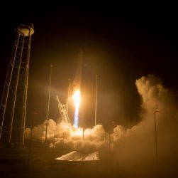 OA-9 launch from Wallops Island, VA (Source: NASA)