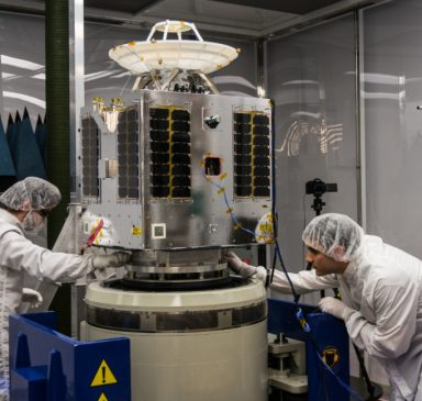 SSL Telesat LEO pathfinder (Source: SSL)