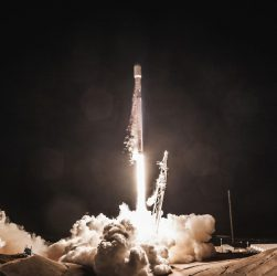 SpaceX PAZ/TinTin launch (Source: SpaceX)