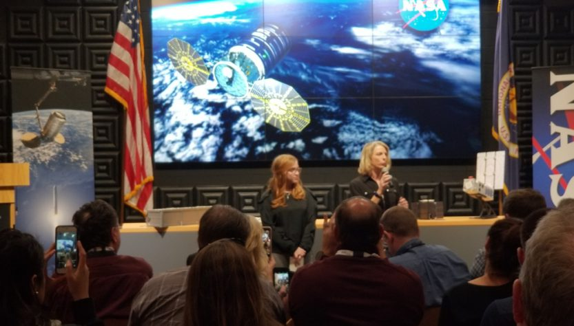 NASA Wallops press briefing