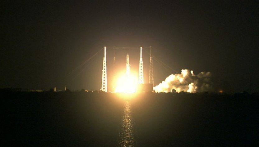 SpaceX CRS-15 launch (Source: NASA)