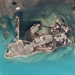 Key West from space (Source: Planet)