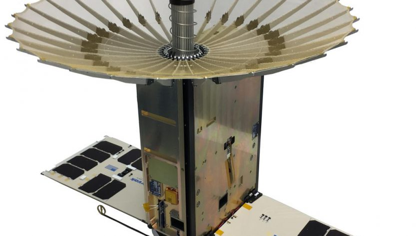 NASA Raincube (Source: NASA JPL)