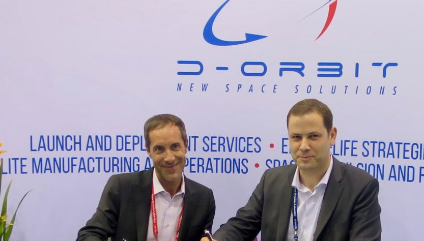 Astrocast signs D-Orbit launch agreement (Source: Astrocast)