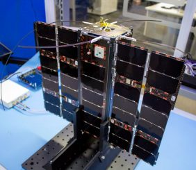 Kepler KIPP satellite (Source: Kepler Communications)
