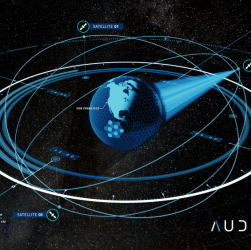 Audacy Constellation (Source: Audacy Space)