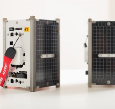 Fleet Space Technologies Proxima satellites (Source: Fleet Space Technologies via Rocket Lab)