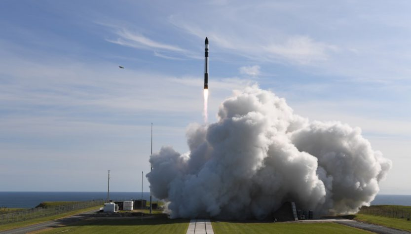 November 11 Rocket Lab launch (Source: Rocket Lab)
