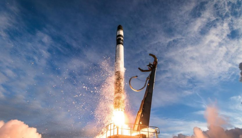 Rocket Lab December 16 launch (Source: Rocket Lab)