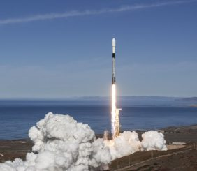 SpaceX SSO-A launch (Source: SpaceX)