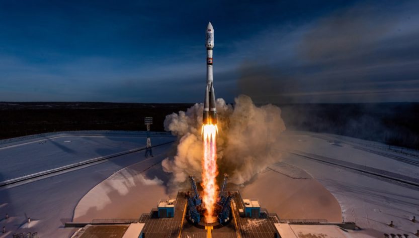 Glavkosmos Soyuz launch December 27 (Source: Glavkosmos)