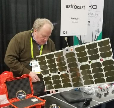 Astrocast at CES Unveiled 2019