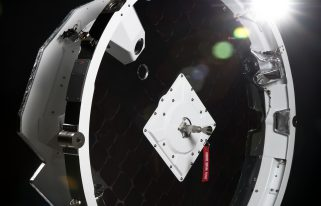 Rocket Lab Photon satellite (Source: Rocket Lab)
