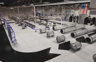 Rendering of Relativity factory in Mississippi (Source: Relativity)