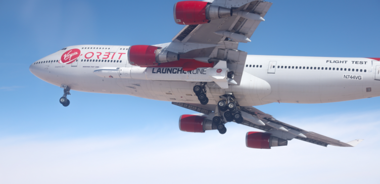 Virgin Orbit Launcher One (Source: Virgin Orbit)