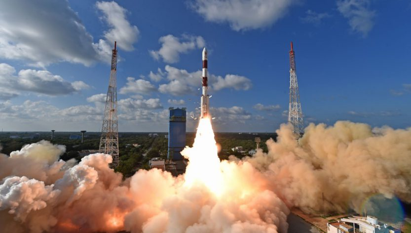 India PSLV-C48 launch (Source: ISRO)