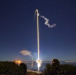 SpaceX Starlink January 6 launch (Source: SpaceX)