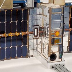 Tyvak 0129 satellite (Source: Lockheed Martin)
