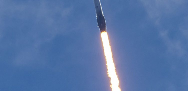 SpaceX Starlink launch February 17 (Source: SpaceX)