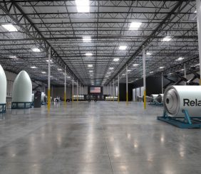 Relativity Space Long Beach facility (Source: Relativity Space)