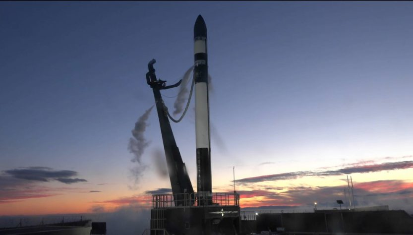 Electron launch vehicle (Source: Rocket Lab)