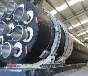 Rocket Lab Electron first stage (Source: Rocket Lab website)