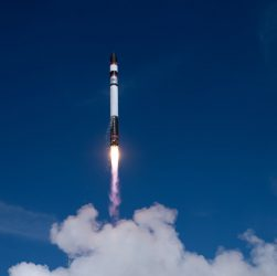 "Rocket Lab ""Return to Sender"" launch (Source: Rocket Lab)"