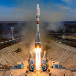 OneWeb March 24 2021 launch (Source: Roscosmos)