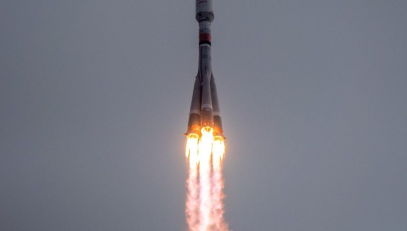 April 25 OneWeb launch (Source: Roscosmos)