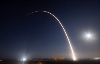 April 28 SpaceX Starlink Launch (Source: SpaceX Flickr)
