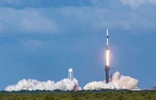 SpaceX Starlink launch May 15, 2021 (Source: SpaceX)