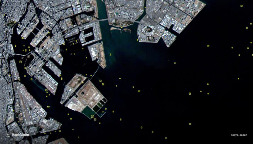 AXELSPACE imagery (Source: AXELSPACE)