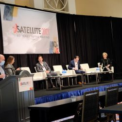 Satellite 2021 Imaging Sensing and Satellite IoT for the Finance Sector