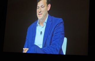 SpaceX Starlink Vice President of Commercial Sales Jonathan Hofeller at Satellite 2021